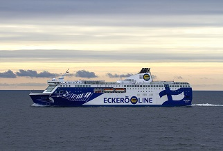 Spar opp til 20% på ferger mellom Sverige og Finland